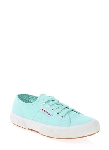 Superga 100660768 K 2750-Cotu Classıc Sneakers Yeşil